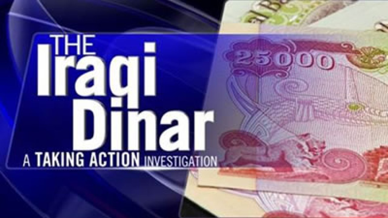 Iraqi Dinar Investment Smart Move Or