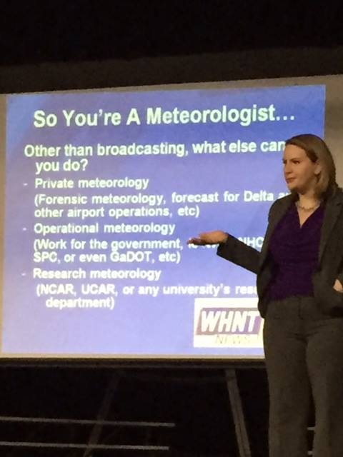 Students Ask How Do You Become A Meteorologist Whnt Com