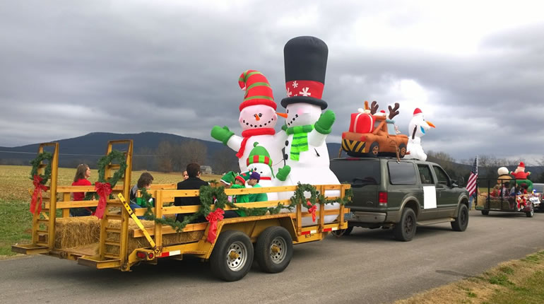 2020 Moulton Christmas Parade Christmas Parades happening around the Tennessee Valley | WHNT.com
