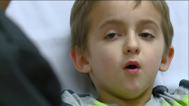 Ohio 7-year-old could overcome crippling disease with new ...