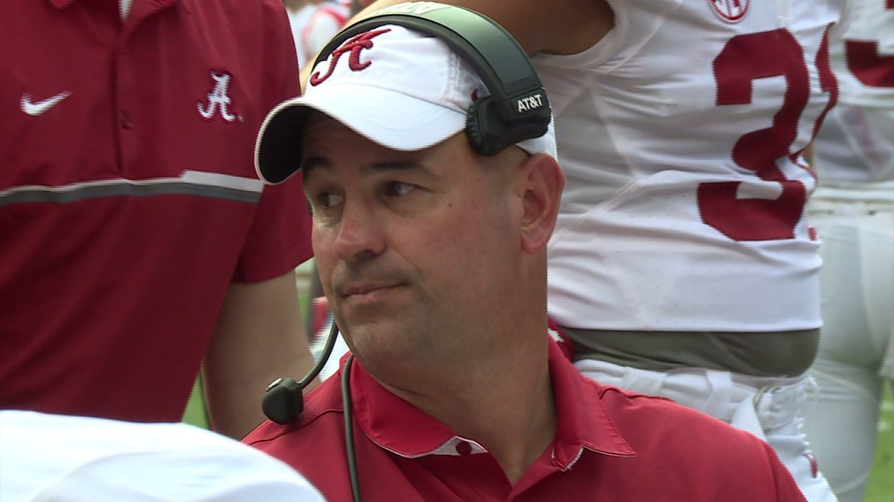 Reports: Tennessee offers Alabama's Jeremy Pruitt head ...