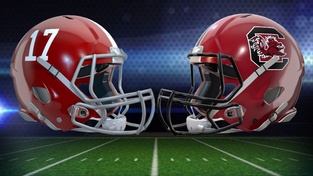 SEC on CBS 2019 schedule starts season with Alabama at ...