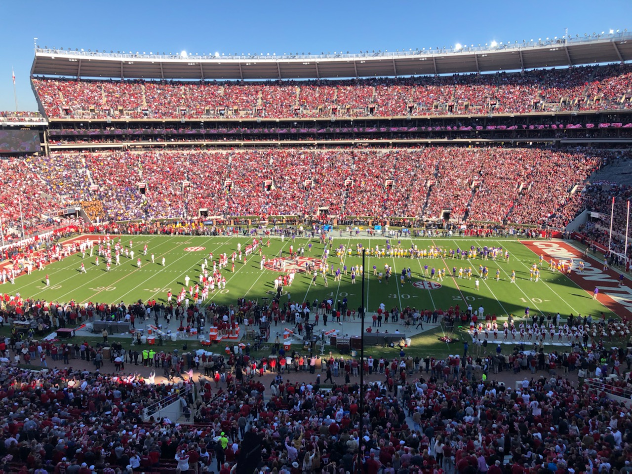 LSU-Alabama scores most-watched game of season for CBS ...