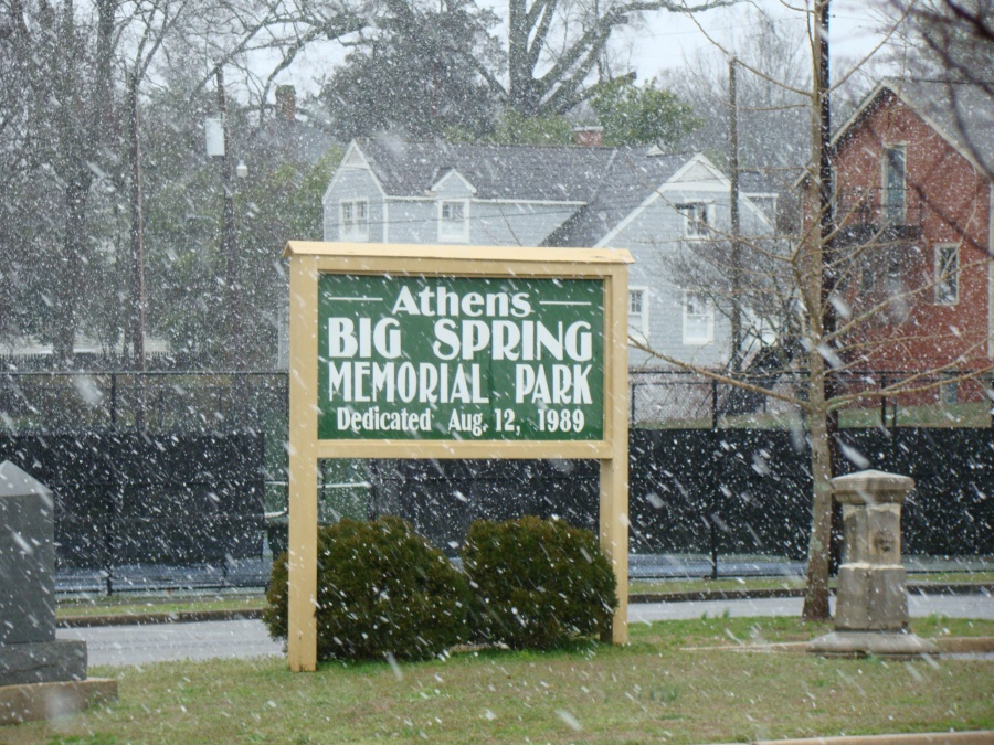 Photo from Athens (courtesy Athens-Limestone Tourism Board)