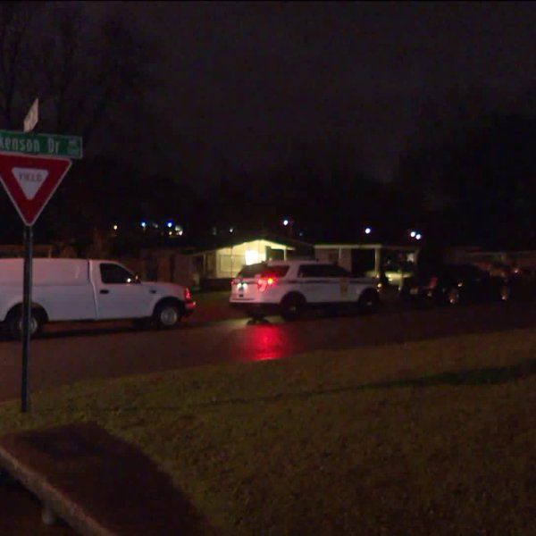 Huntsville Police are investigating after a man was shot Tuesday morning.