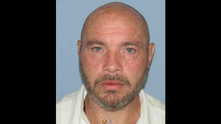 The Alabama Department of Corrections said an inmate escaped from the Childersburg Work Release Center Saturday night.