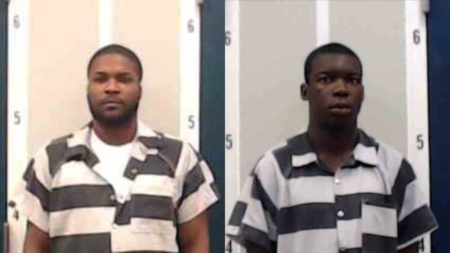Two arrested in string of burglaries, robberies across several Alabama counties