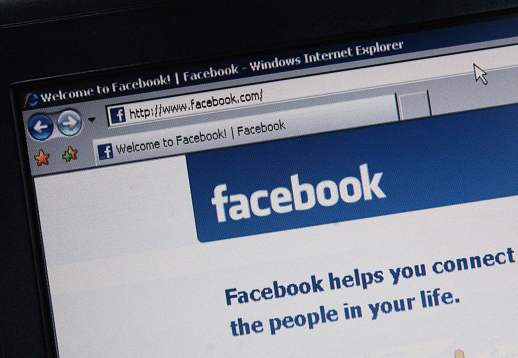 LONDON, ENGLAND - MARCH 25: In this photo illustration the Social networking site Facebook is displayed on a laptop screen on March 25, 2009 in London, England. The British government has made proposals which would force Social networking websites such as Facebook to pass on details of users, friends and contacts to help fight terrorism.