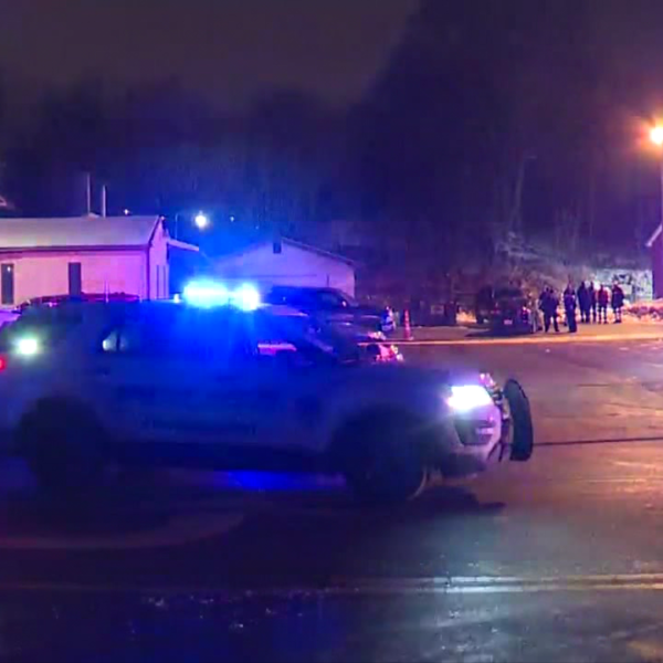 Police said they are searching for a person of interest in a shooting that killed three people early today at a North Side club.