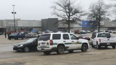 Two Forrest City officers were shot and one suspect was killed after a shooting at the local Walmart.