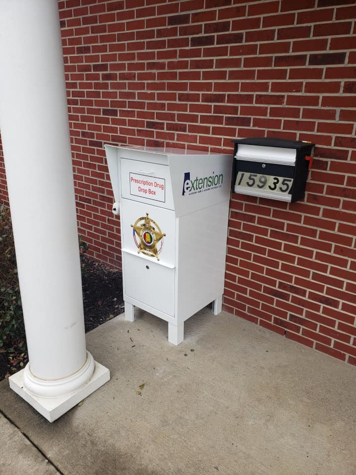 Lawrence County Sheriff's Office adds two prescription drug drop boxes