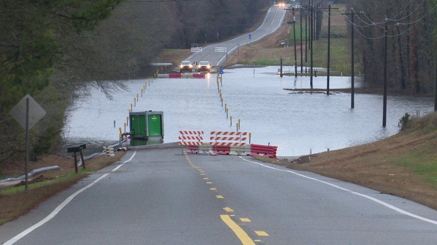 Lawrence County highway reopens after last month's flooding