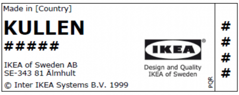 IKEA recalls drawers due to tip-over and entrapment hazard