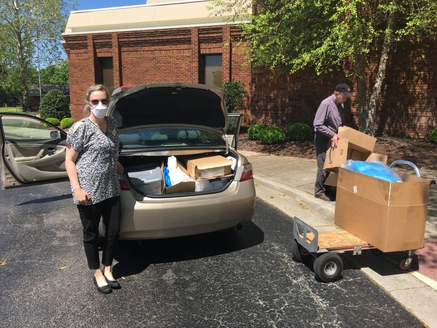 Huntsville-Madison County Chamber Collecting Medical Supplies