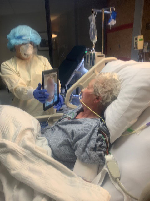 Huntsville couple says 'I love you' over FaceTime while fighting COVID-19 from different hospitals