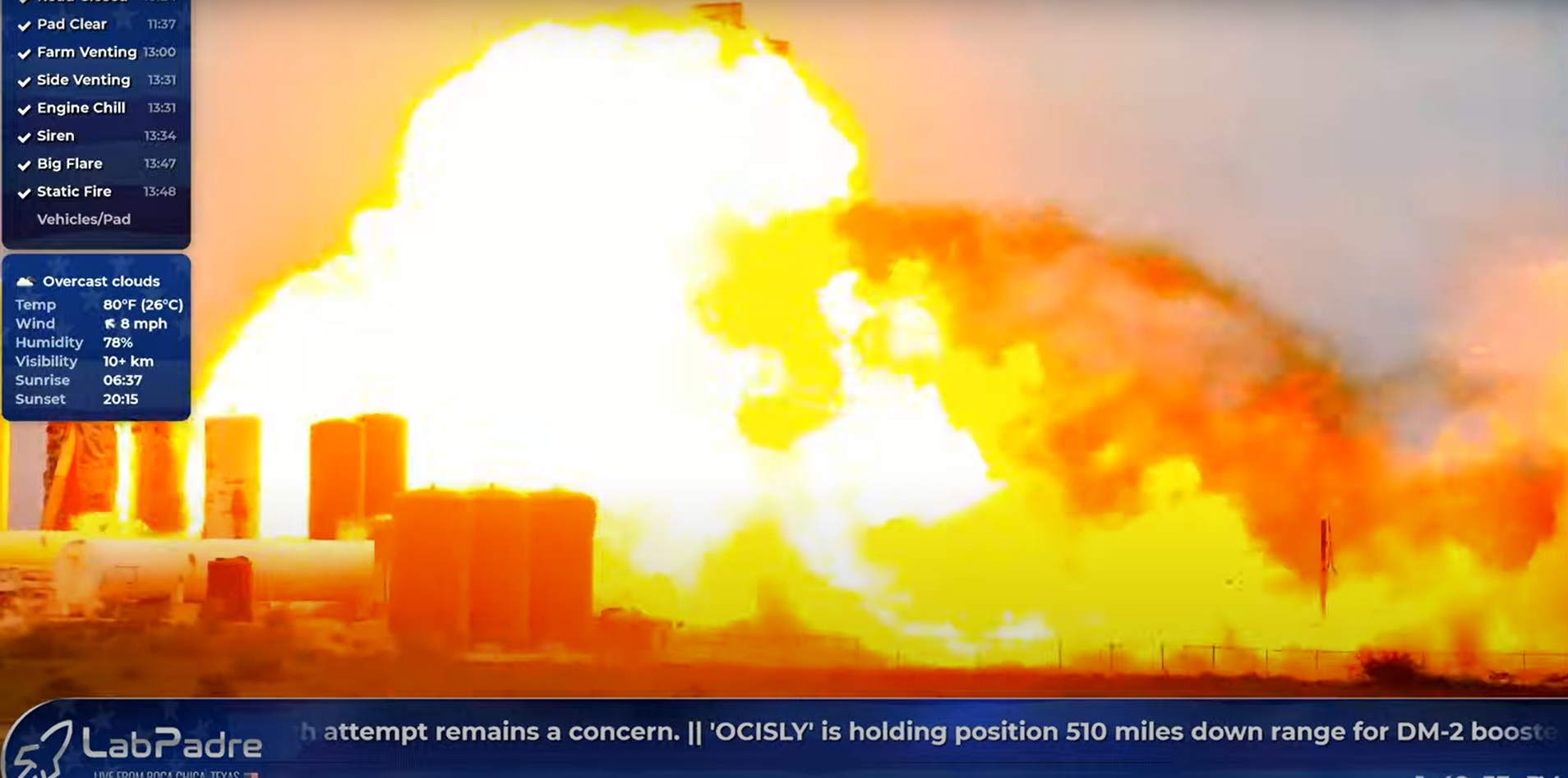 spacex explosion - photo #1