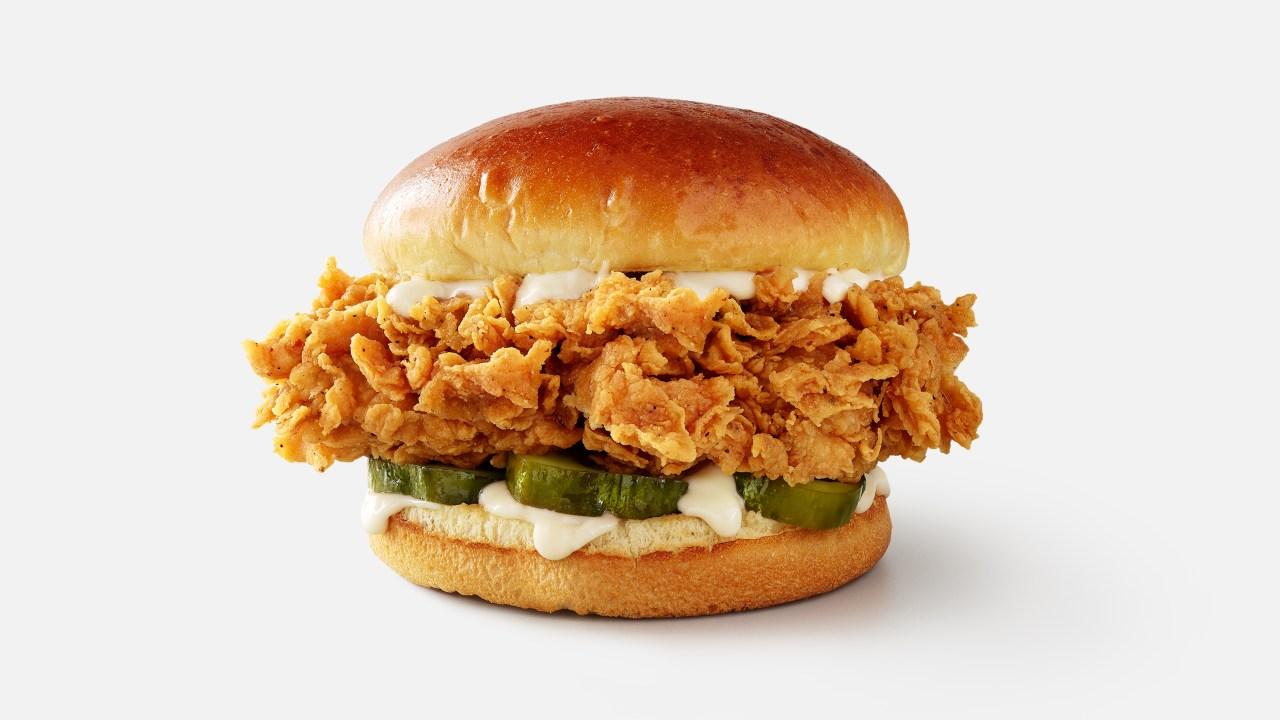 Kfc Is Testing A New Chicken Sandwich Whnt Com