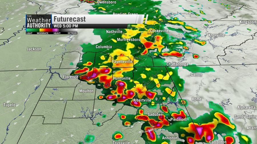More Storms On The Way This Week