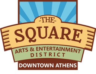 The Square Arts & Entertainment District Opens Friday in downtown Athens