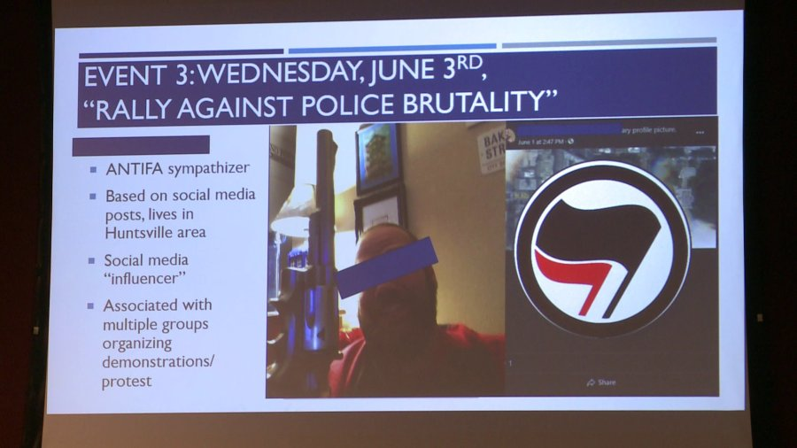 Man called Antifa influencer by HPD Chief denies claim, retains lawyer