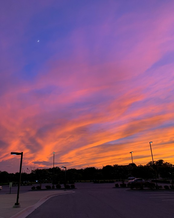 YOUR PHOTOS: Gorgeous sunset over the Tennessee Valley