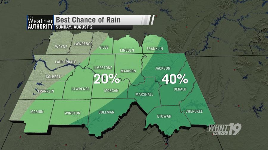 Weekend weather: a hurricane, some storms, and a cold front
