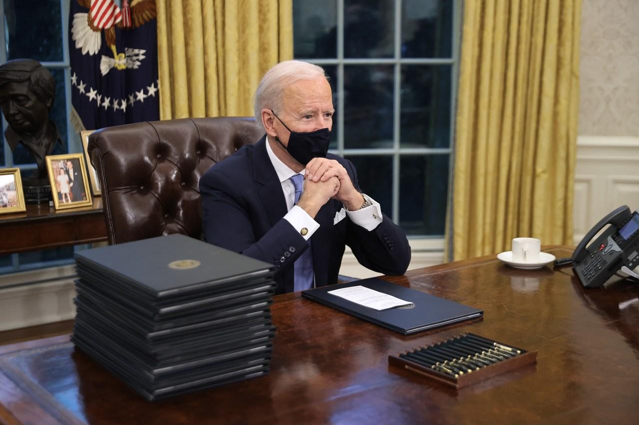 What's inside President Biden's Oval Office?