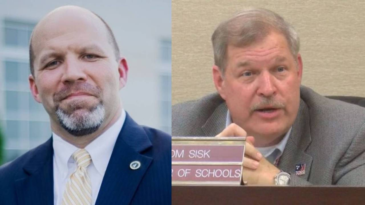 Former Athens and Limestone County superintendents indicted on federal charges