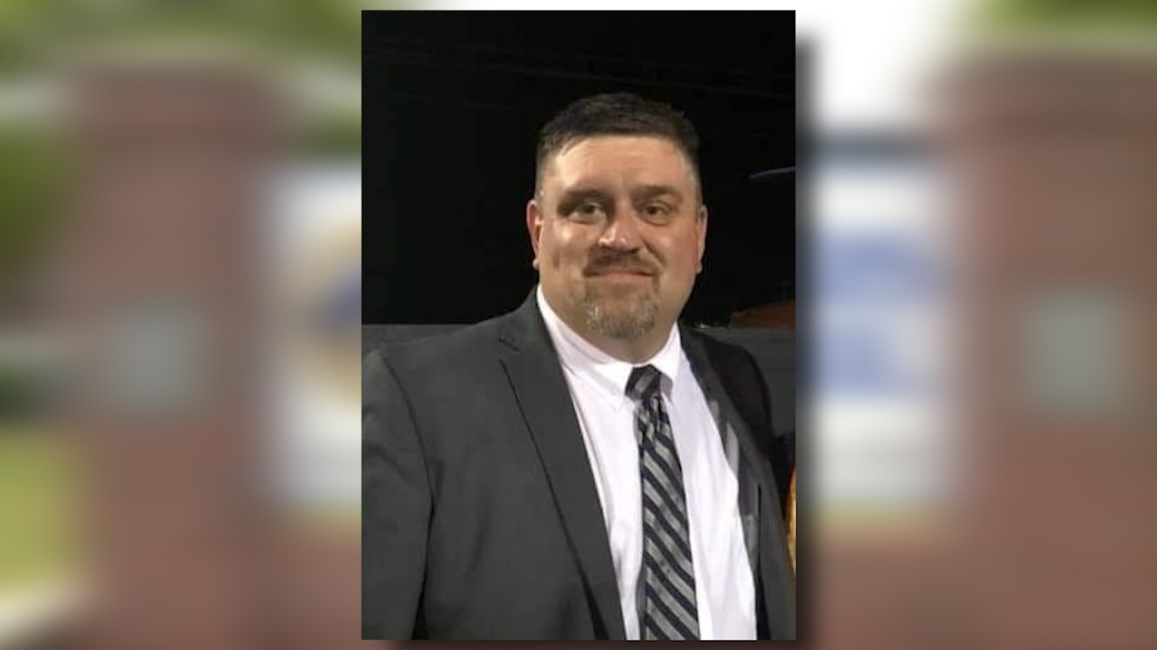 Beloved Alabama High School Principal and 'Loving Husband, Father, Son, and Christian Man' Jamie Burks Dies from Coronavirus at 46