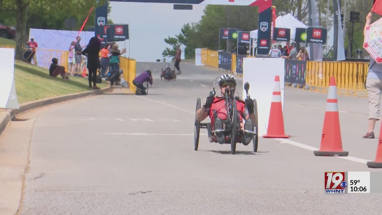 U.S. Paralympic Cycling Open brings competitors from all walks of life