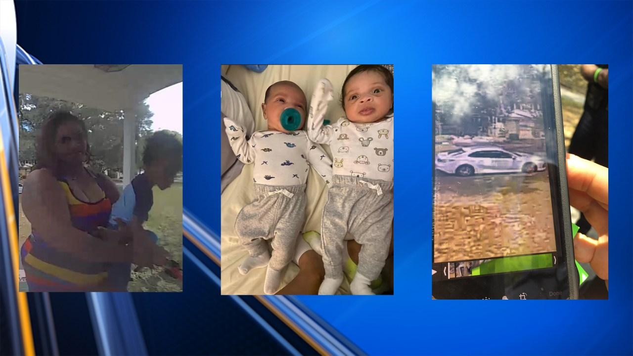 Amber Alert issued for twin babies taken during Savannah shooting