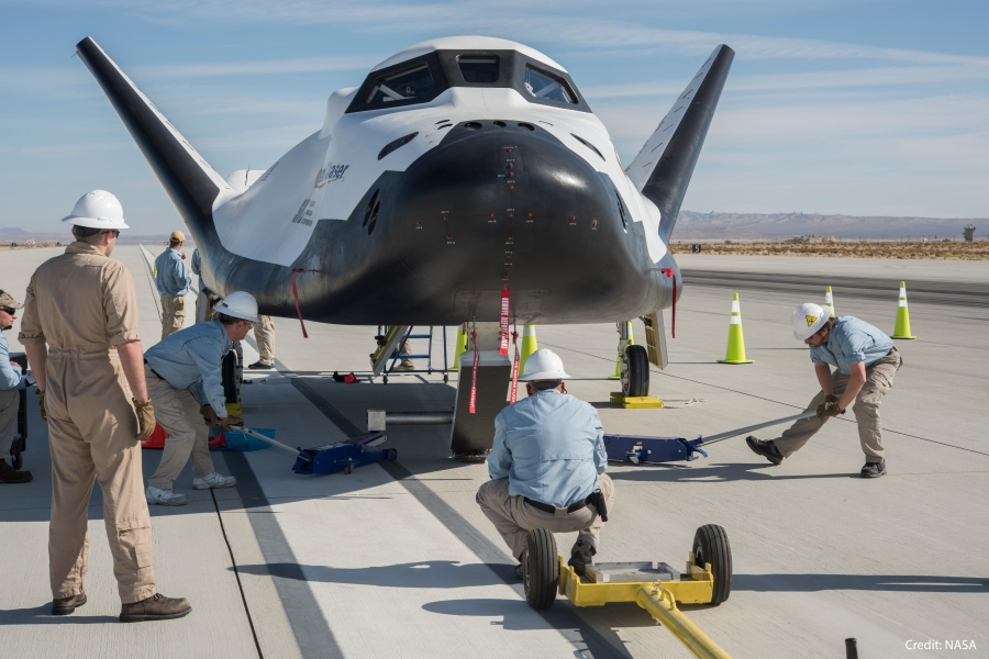Huntsville airport starts work on proposal to land aircraft from space