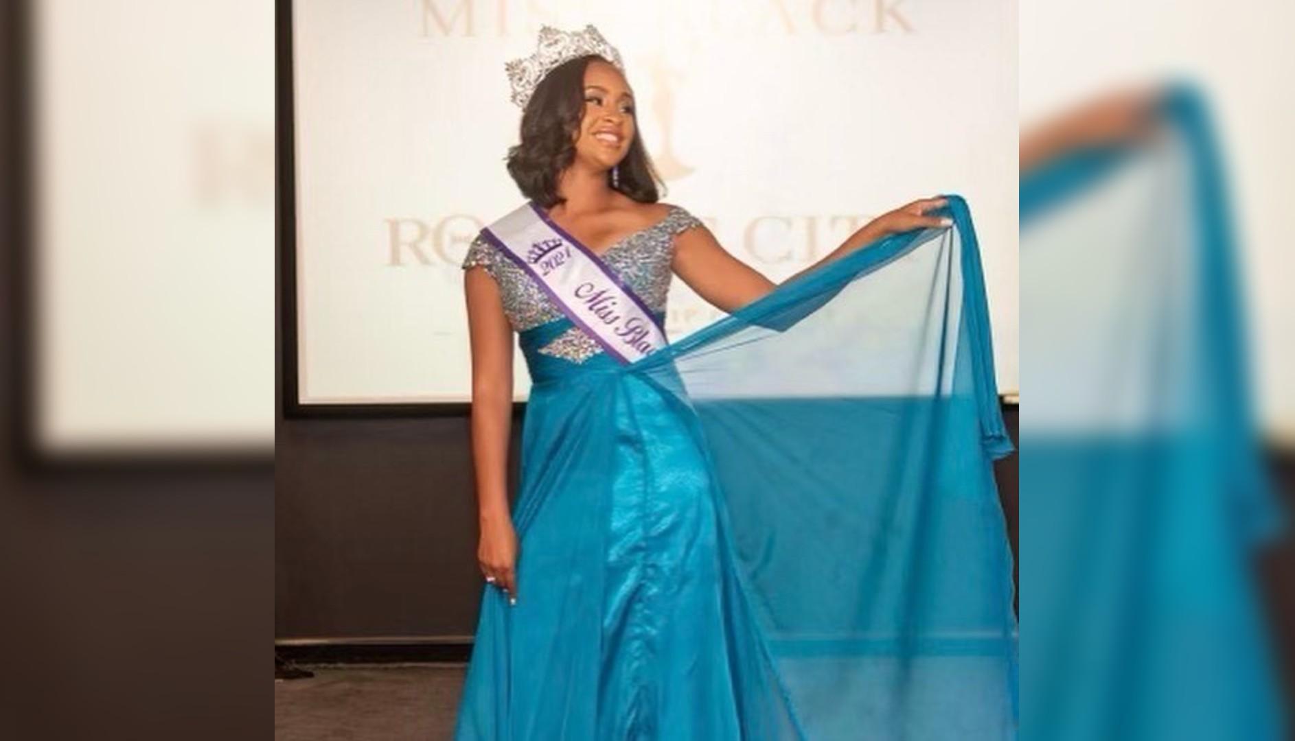 Miss Black Rocket City 2021