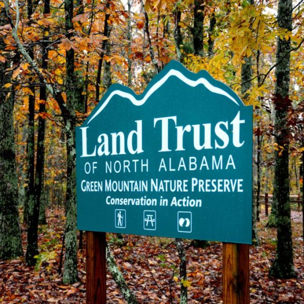 Photo from Land Trust of North Alabama