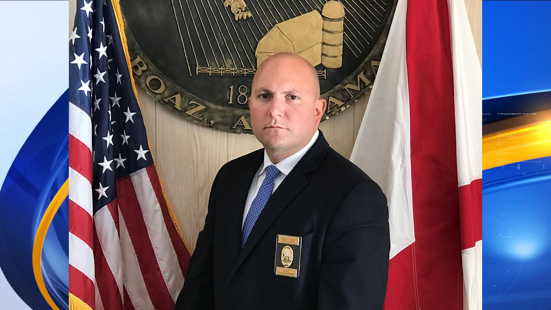 Boaz Police Chief Josh Gaskin said he will always consider Boaz home as he moves onto ALEA.