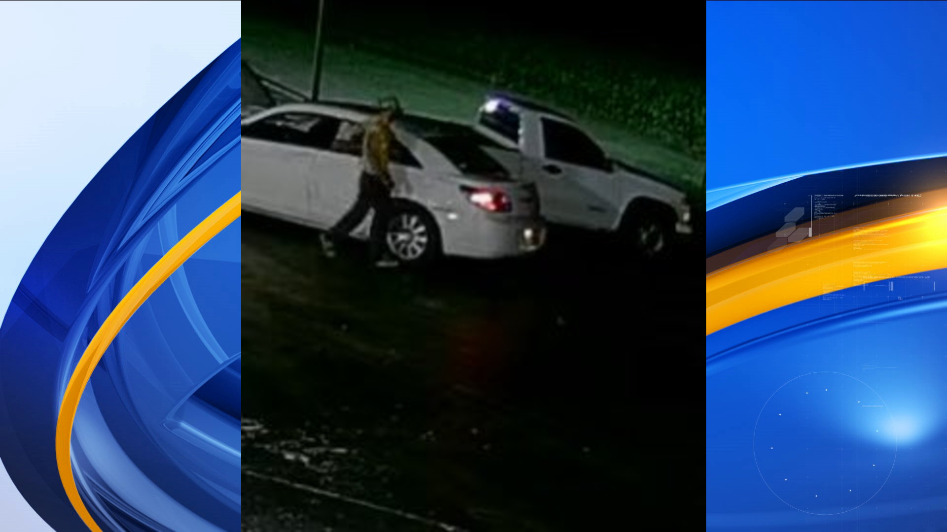 The Sheriff's Office said while the person was spotted cutting a catalytic converter off a Chevrolet S-10 pickup at the Refuge Church campus in Harvest, investigators believe the person also committed several other thefts across the county.