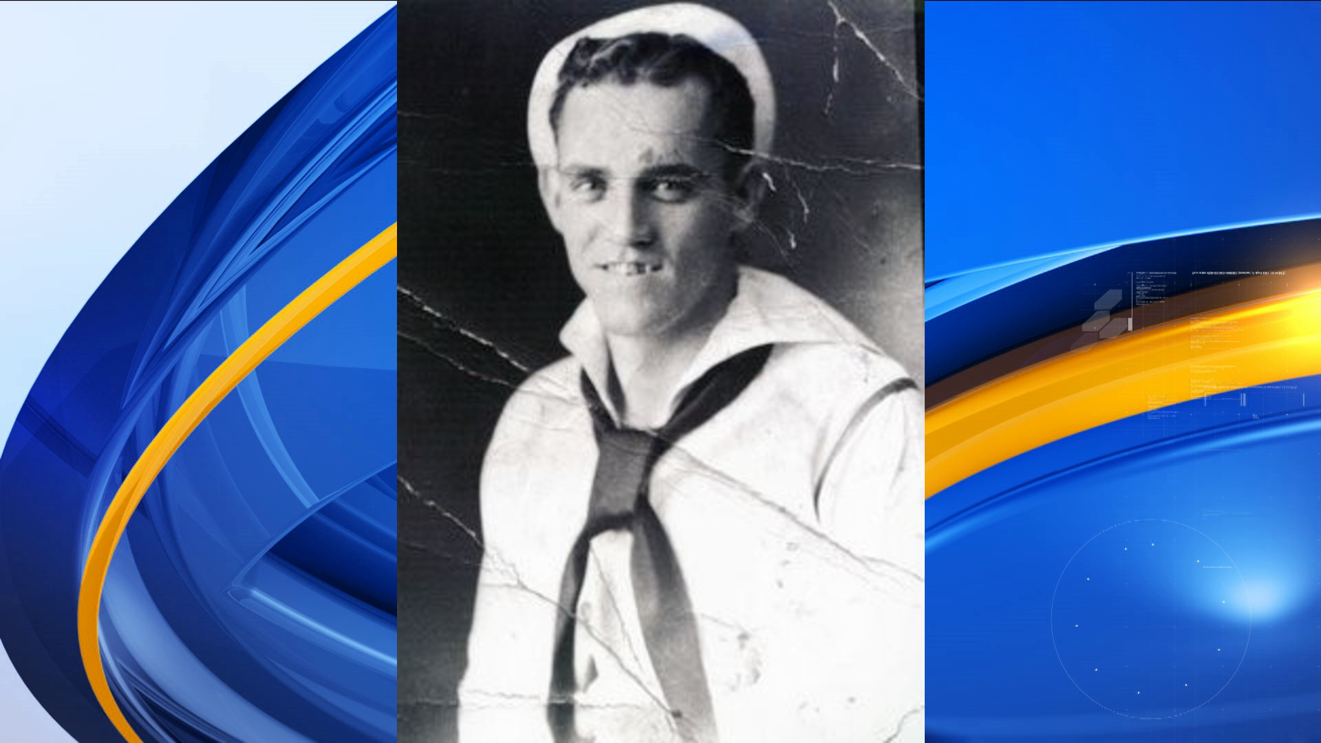 Navy Fireman 2nd Class Ralph C. Battles was aboard the USS Oklahoma when the ship was attacked on Dec. 7, 1941.