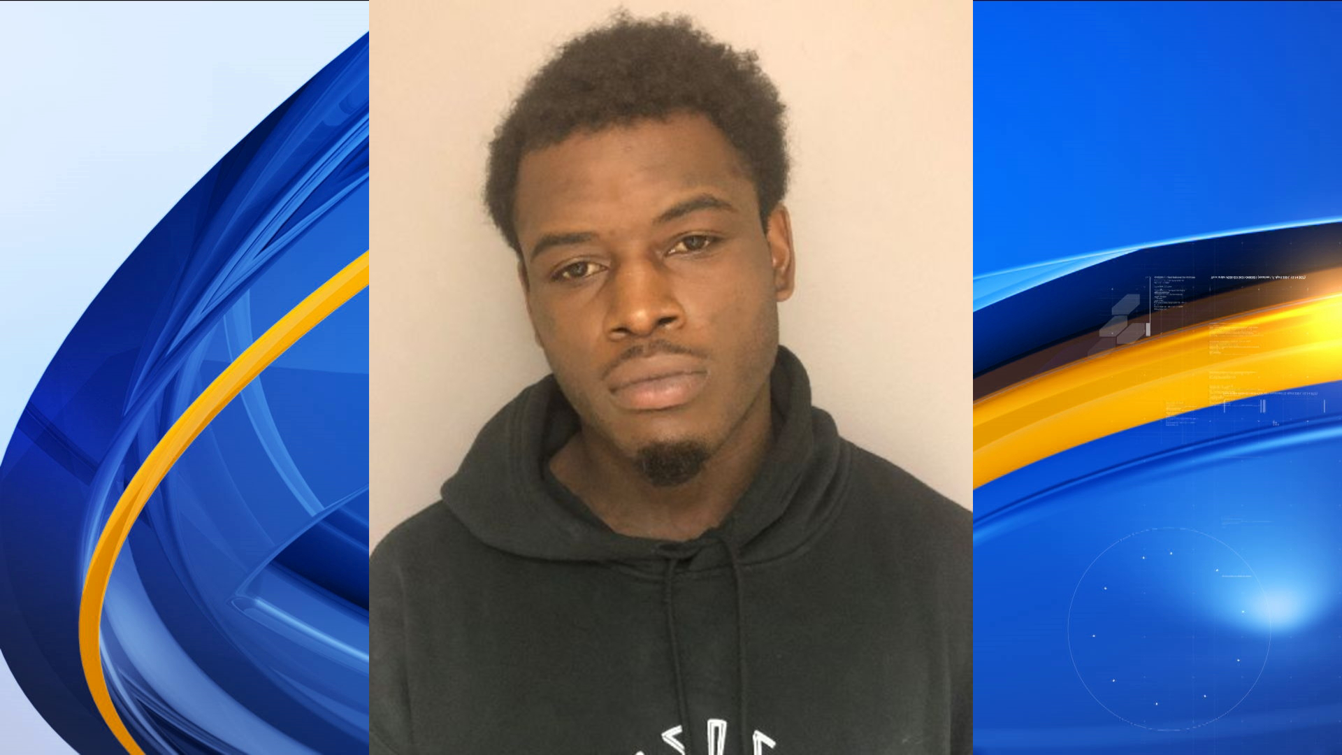Stanley Marquise Smith, 30, was found with property stolen from two different vehicles and a gun reported stolen from Decatur in June.