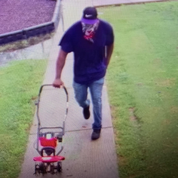 The Limestone County Sheriff's Office is searching for a man that broke into Tanner High School over the weekend.