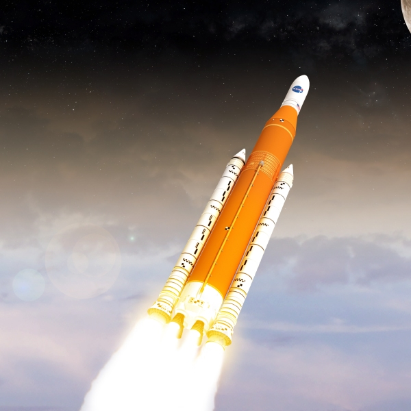 The Space Launch System remains on track for its first uncrewed launch later in 2021