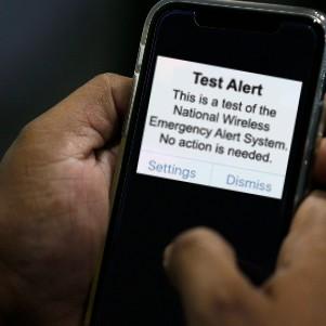 FEMA EAS WEA TEST ALERT