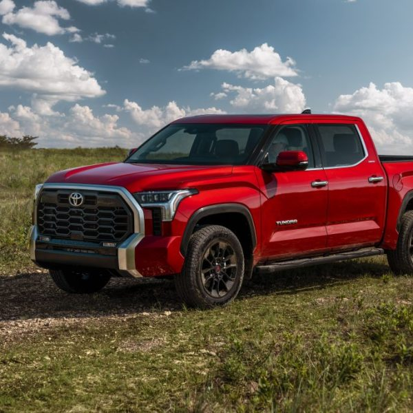New Toyota Tundra engine to be made in Alabama