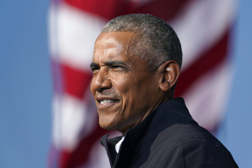 Groundbreaking for Obama presidential center set for Tuesday