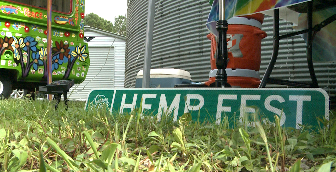 Scottsboro Hemp Festival hopes to attract more to advocate expanded use