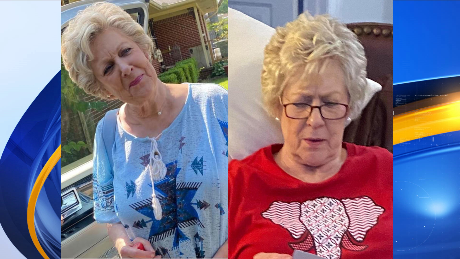 The Madison County Sheriff's Office said Susan McDaniel Lee was last seen around 1:15 p.m. Sunday at the Sparkman Drive Walmart.