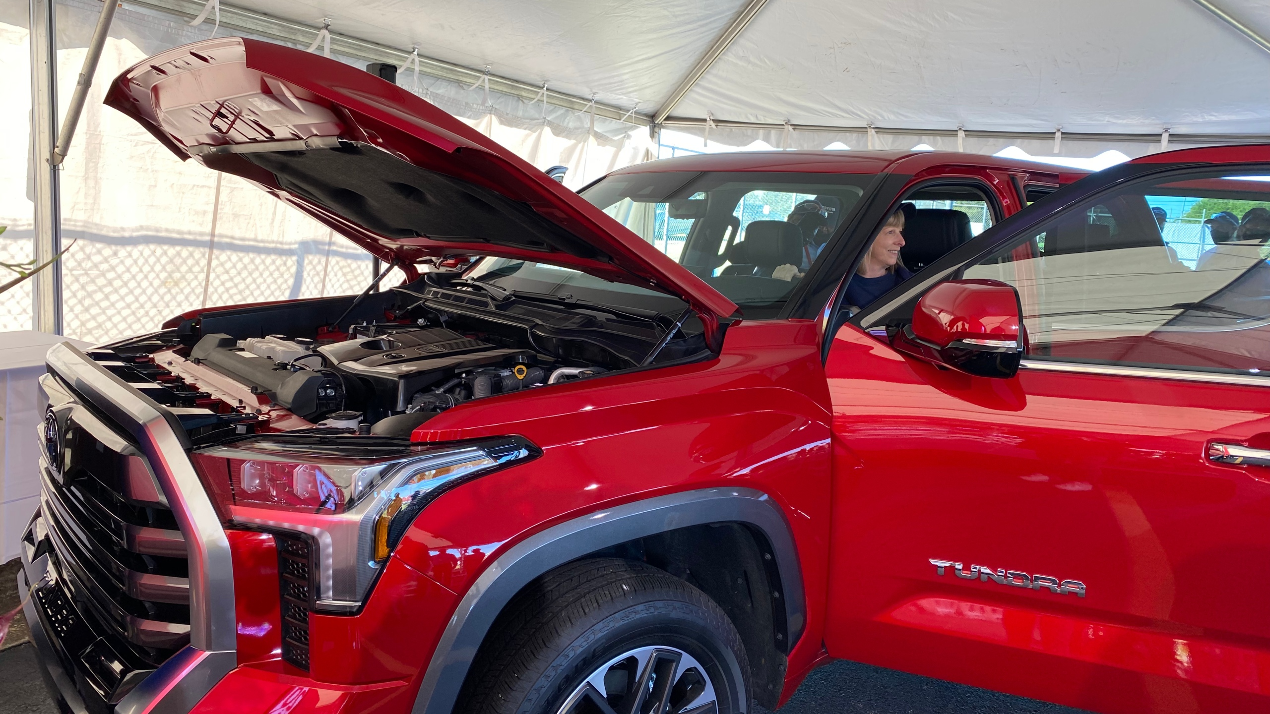 Toyota Motor Manufacturing Alabama will be the exclusive North American engine supplier for the 2022 Tundra.